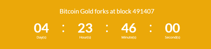 New bitcoin gold fork how to get bitcoin gold for free bitcoin gold coin mining ccuart Choice Image
