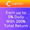 Обзор проекта Capitex