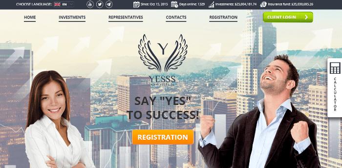 Обзор проекта Yesss Capital