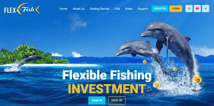 Обзор проекта Flex Fish