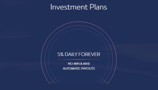 Инвестиционный план проекта Eternity5