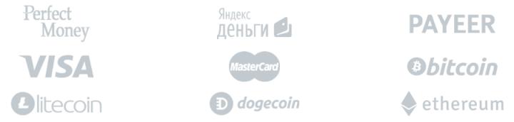 Платежные системы проекта Bett Top