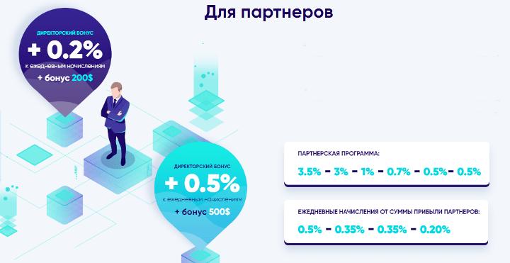 Партнерская программа проекта E-technology