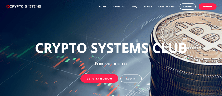 Обзор проекта Cryptosystems