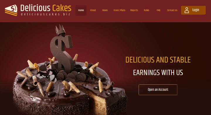 Обзор проекта Delicious Cakes