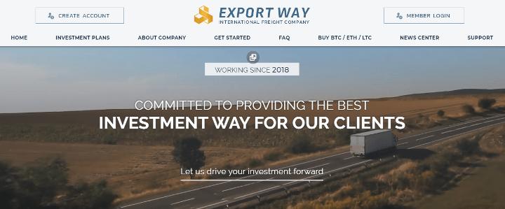 Обзор проекта Exway