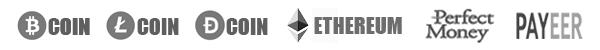 Платежные системы проекта Delta Crypt
