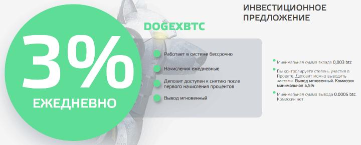 Инвестиционный план проекта Doge-X