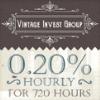 Обзор проекта Vintage Invest