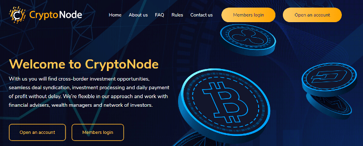 Обзор проекта Cryptonode
