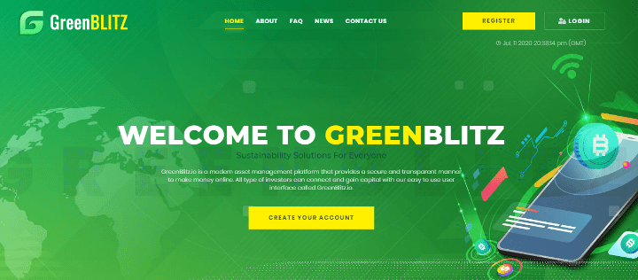 Green Blitz Project Overview