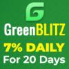 Green Blitz Projektübersicht
