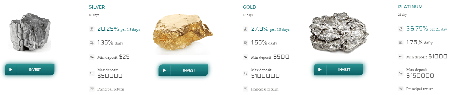 Fast Minerals investment plans