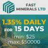 Fast Minerals Project Overview