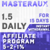 Overview of the Masteraux project