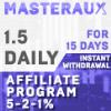 Обзор проекта Masteraux