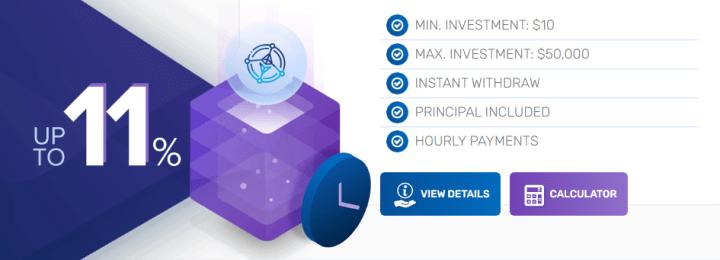 Инвестиционные планы проекта Casho
