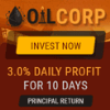 Oilcorp Projektübersicht