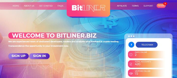 Обзор проекта Bitliner