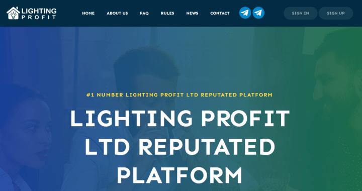 Обзор проекта Lighting Profit
