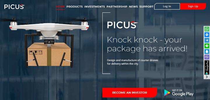 Обзор проекта Picus