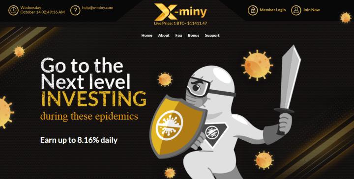 Обзор проекта X-Miny