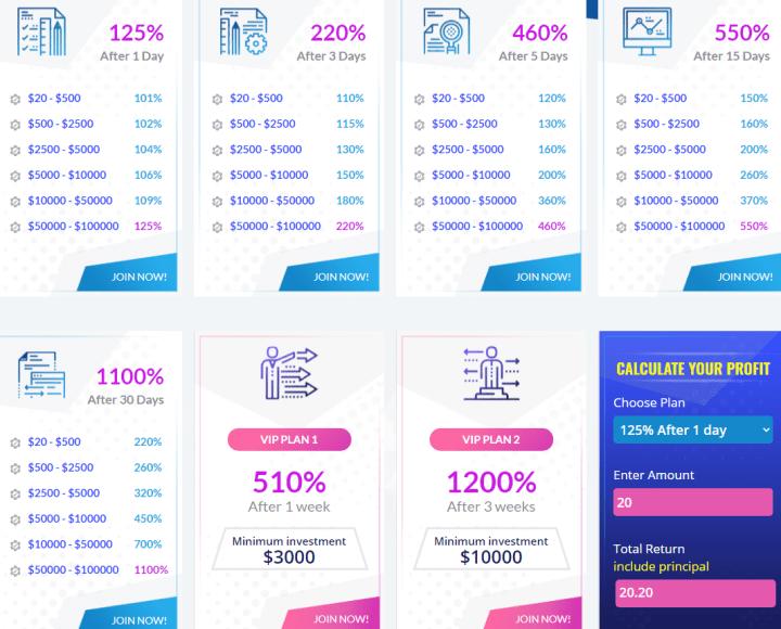 Инвестиционные планы проекта Crypto Nash