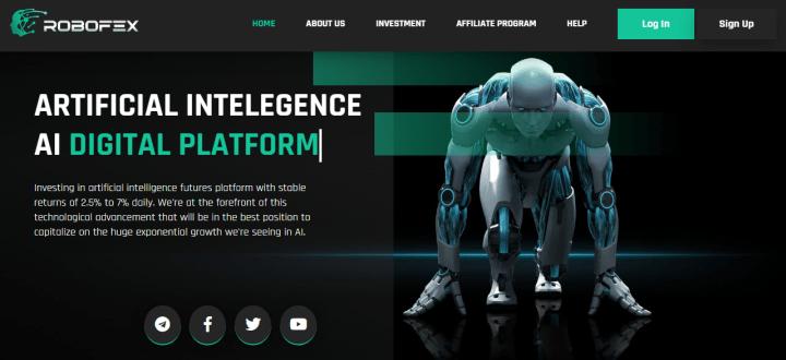 Обзор проекта Robofex