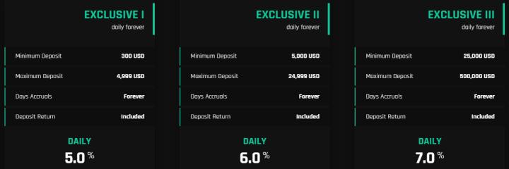 Инвестиционные планы проекта Robofex