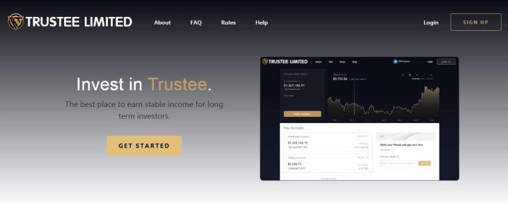 Обзор проекта Trustee