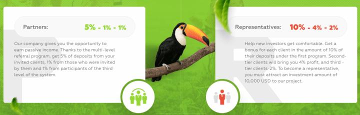 Партнерская программа проекта Wildlife Trade