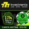 Обзор проекта 777investments