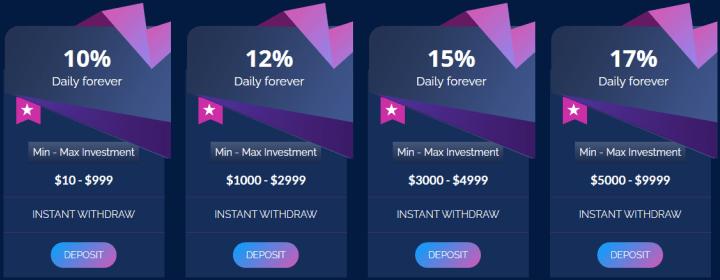 Инвестиционные планы проекта Bomex