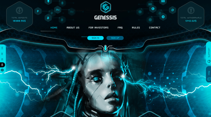 Genessis project overview