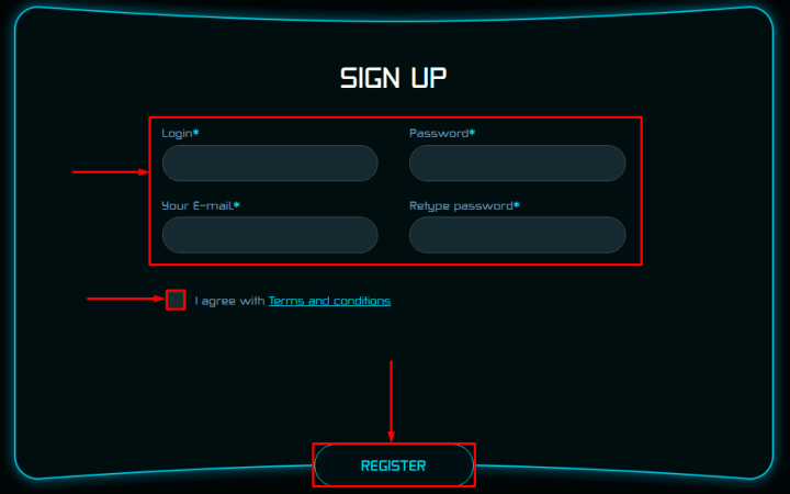 Registration in the Genessis project