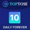Toptose project overview