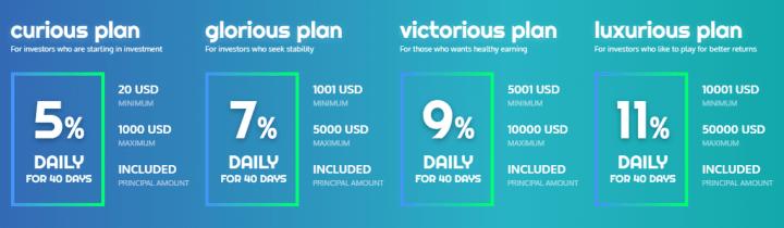 Инвестиционные планы проекта Minerift