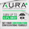 Обзор проекта Aura4 Finance