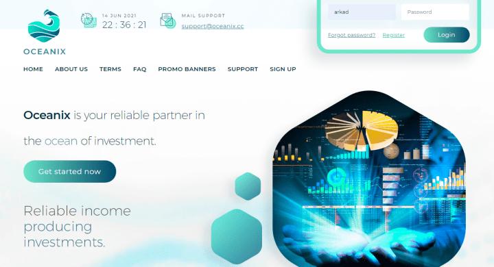 Oceanix project overview