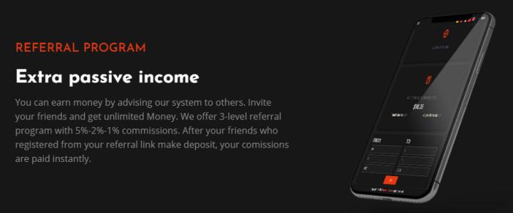 Партнерская программа проекта Invest-Card