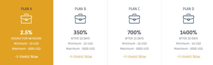 Plany inwestycyjne projektu Bulavr