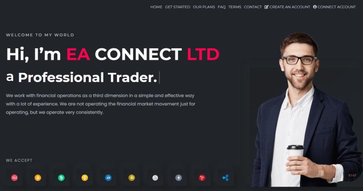 Обзор проекта Ea Connect Ltd