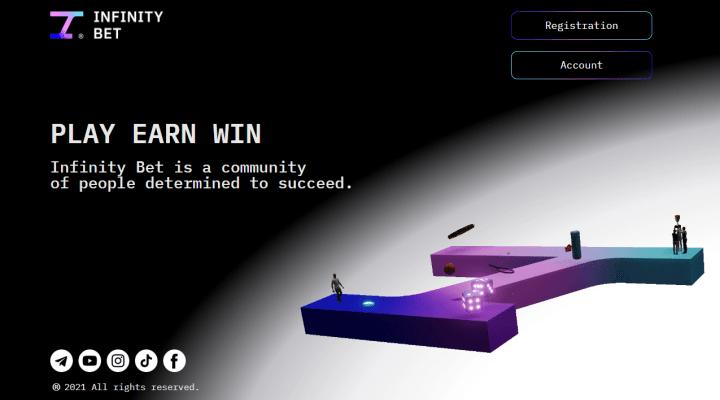Przegląd projektu InfinityBet